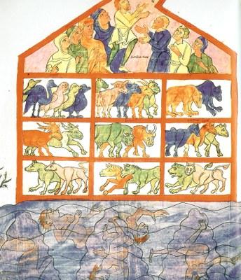 Noé - Commentarius in Apocalypsim