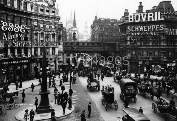 Londres - 1910