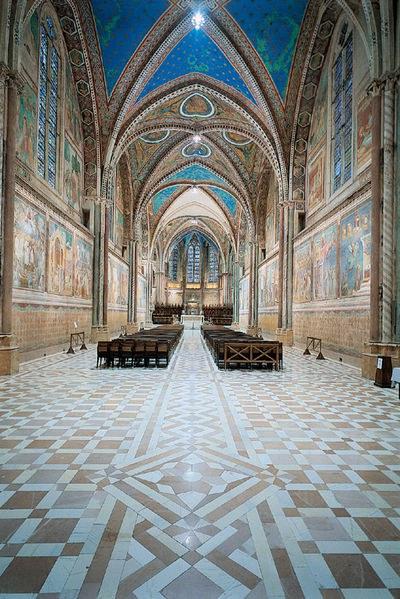 Assisis - Basilica superiore