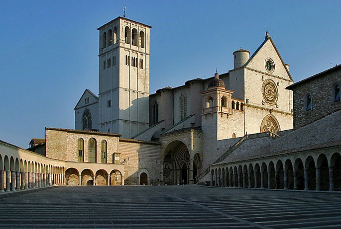 Asssisi - Basilica superiore