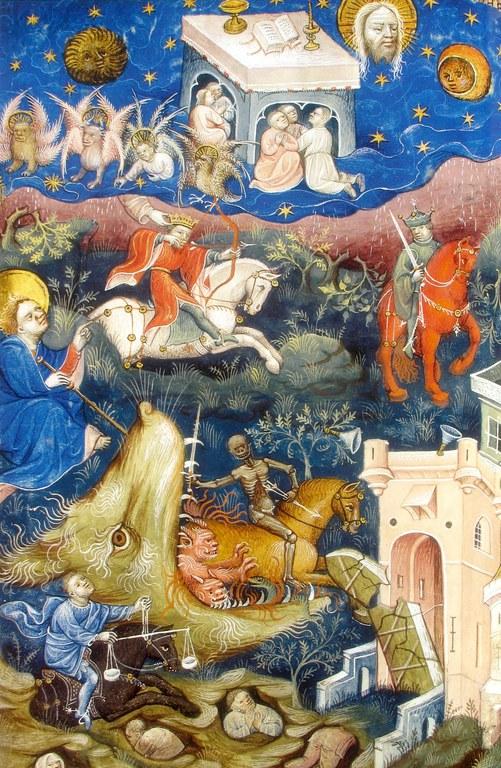 Apocalypse: la Gueule de l'Enfer - vers 1390
