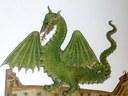 Dragon - fin XIII siècle