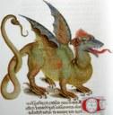 Grand dragon - vers 1450