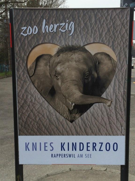 J'aime les animaux du zoo
