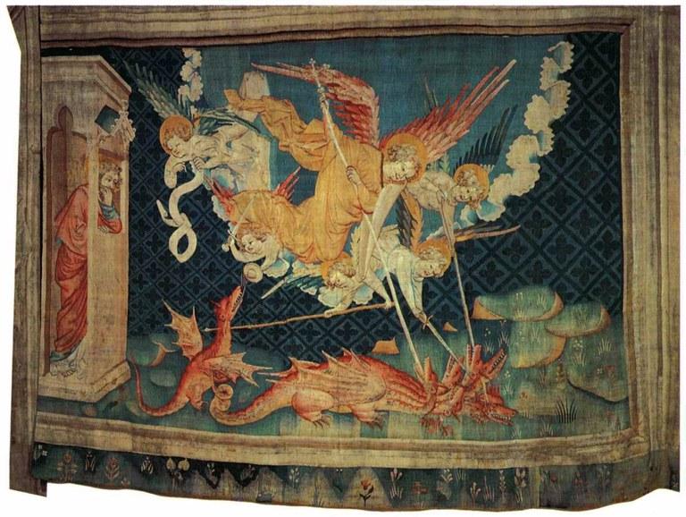 Hennequin de Bruges - Anges et dragons
