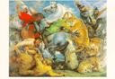 Pierre-Paul Rubens, La Chasse au tigre - vers 1616