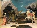 Saint Georges et le dragon - 1470 (Londres)