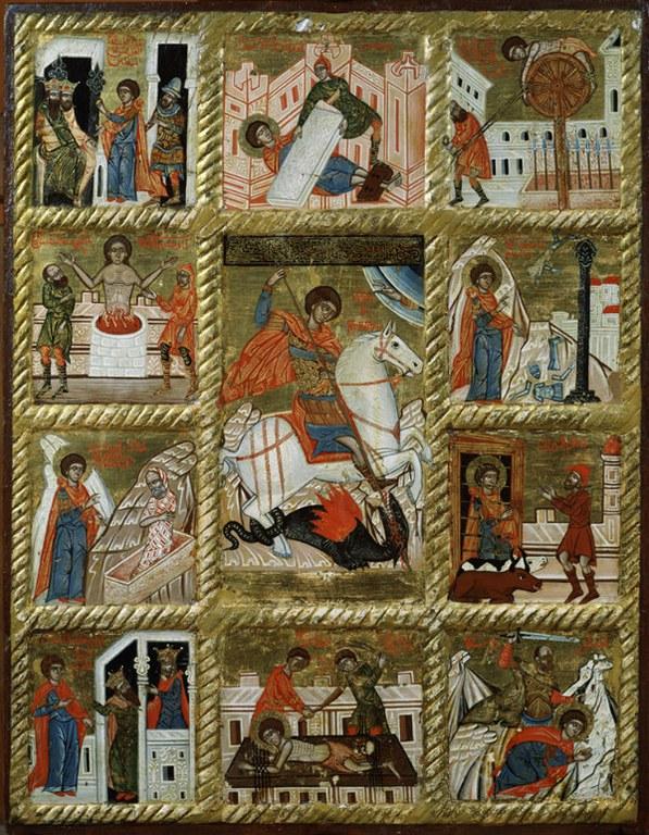 Passion de Sant Georges - 1666