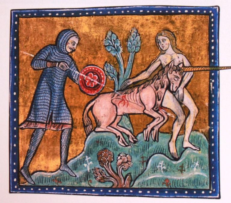 Licorne (vers 1230)