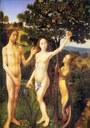 The Fall of Adam and Eve- Hugo van der Goes 1470.jpeg